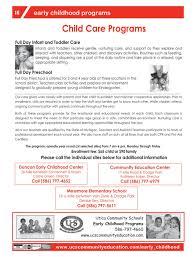 enrichment community education