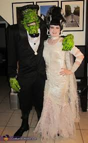 frankenstein costume frankenstein his costume ideas for couples photo 3 3