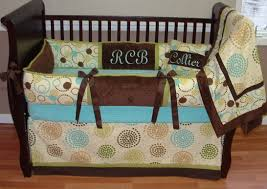 Bedding Crib Set by Pinwheel Green Crib Set Almost Sold Out 951 329 00