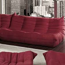 modern red couch set luxury home design
