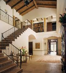 entry spanish colonial with moroccan details designed by thomas