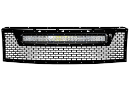 nissan armada 2017 grill exclusive rigid industries led grille for nissan titan armada