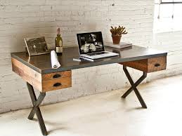 How To Build A Reclaimed by Office Desk Stylish How To Build A Reclaimed Wood Office Desk