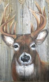 best 20 deer paintings ideas on pinterest u2014no signup required