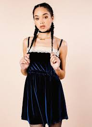 blue dress by valfre valfré