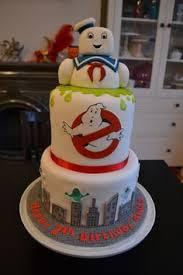 ghostbusters cake u2026 pinteres u2026