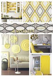 Yellow And Grey Room by Home Design 85 Amazing Yellow And Grey Decors