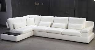 White Sofa Design Ideas Living Room Comfortable White Sectional Sofa For Elegant Living