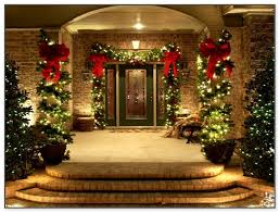 homes decorated for