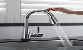 kitchen faucet carefree touch kitchen faucet no touch kitchen