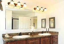 large bathroom vanity lights rustic bathroom light fixture bathroom vanity lights bronze 5 light
