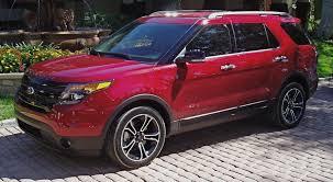Ford Explorer Xlt 2015 - 2016 ford explorer colors bronze fire standard bronze fire env