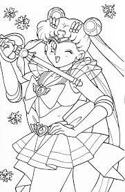 sailor moon crystal coloring pages usagi coloringstar