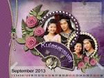 Calendar Scrapbook 2013 แถม Wallpaper