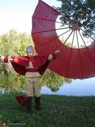 Aang Halloween Costume Airbender Aang Avatar Costume Photo 8 9