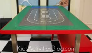 Legos Table 10 Ideas For Lego Storage And Play