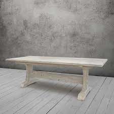 Trestle Style Dining Table Dining Table Table Reclaimed Wood Trestle Table Wood