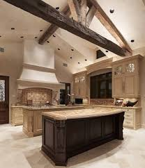 tuscan kitchen islands large tuscan kitchen design with islands bv range