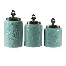 green kitchen canister set lark manor 3 kitchen canister set reviews wayfair