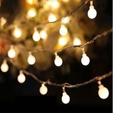 aa battery light bulb selling aa battery 2m 20 led cherry ball bulb string lights