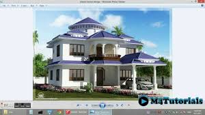 Home Design Using Sketchup Designing House From The Picture Google Sketchup Part 1 Youtube