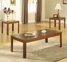 coaster occasional table sets modern coffee table and end table