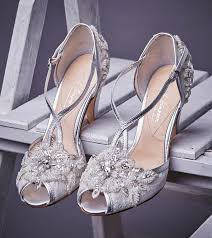 wedding shoes nz wedding shoe in ivory lace by