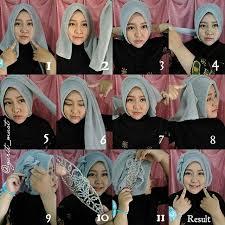 tutorial jilbab segi 4 untuk kebaya 37 tutorial hijab pesta syar i untuk pernikahan simple dan terbaru