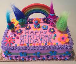 poppy troll cake baby alia pinterest cake birthdays and