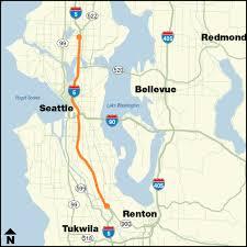 Dot Seattle Traffic Map by The Wsdot Blog Washington State Department Of Transportation