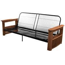 columbus queen or full size storage arm futon frame free