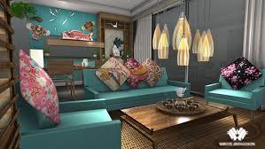 Sva Interior Design Modern Zen Style Interior Design Project On Sva Portfolios