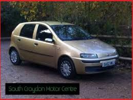 Fiat Punto 2002 Interior Used Fiat Punto 2002 For Sale Motors Co Uk