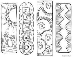 25 free printable bookmarks ideas printable