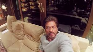 shah rukh khan u0027s house mannat is haunted in the library shah