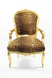 Leopard Armchair Chair Foohoo Event Furniture Hire Company
