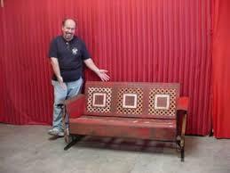 crosley bates sofa glider metal glider sofa 1025theparty com