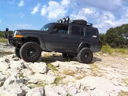 commander jeep lifted 4