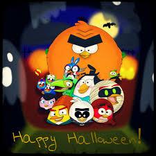 deviantart halloween wallpaper angry birds 2 and angry birds pop halloween ified in new update