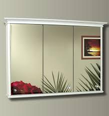 Mirrored Medicine Cabinet Doors Hera Collection Door Semi Recess Medicine Cabinet