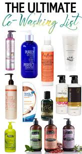 How Do You Wash Hair Extensions by Best 25 Co Washing Ideas On Pinterest Natural Hair