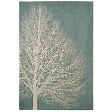 county tree rug by kaleidoscope kaleidoscope