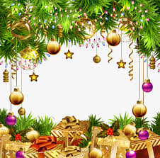 beautiful ornaments background creative pine