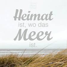 heimat spr che heimat ist wo das meer ist heimatmeer ähnliche projekte und