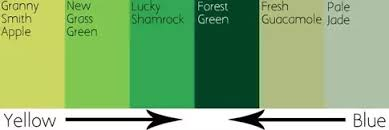 What Colors Look Good With Green What Combination Goes With Green Quora