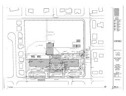 site plan facility construction east hill elementary addition site plan