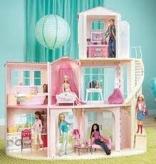 barbie dreamhouse mattel barbie 3 story dreamhouse playset the ultimate dolls