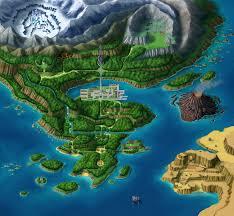 Sinnoh Map Almia Bulbapedia The Community Driven Pokémon Encyclopedia