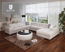 modern furniture corner sectional relaxing sofa daybed cushions