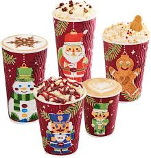 cute cup designs costa has released their christmas cup designs of the year and